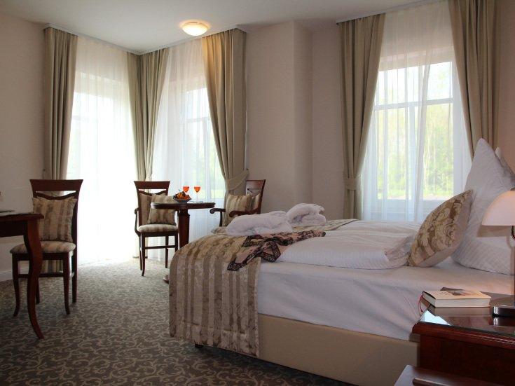 Bellevue Hotelzimmer 10