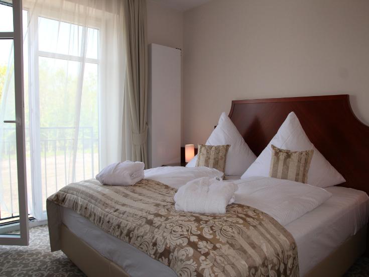 Bellevue Hotelzimmer 5