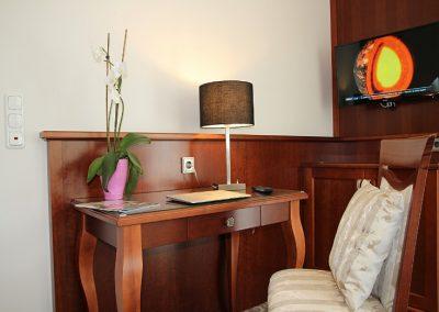Bellevue Hotelzimmer Schreibtisch2