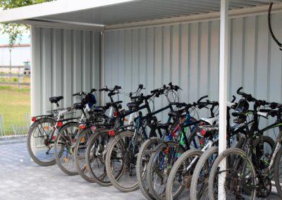 Avalon Bellevue Fahrradboxen 735