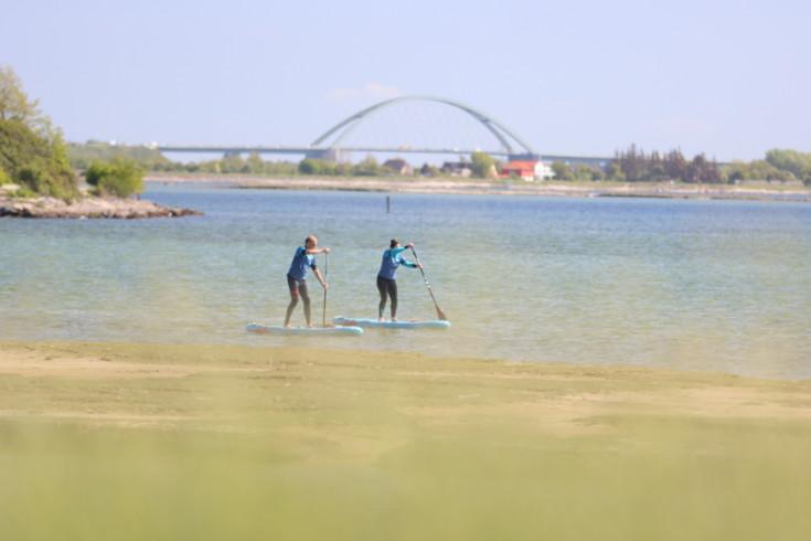 SUP Surfschule